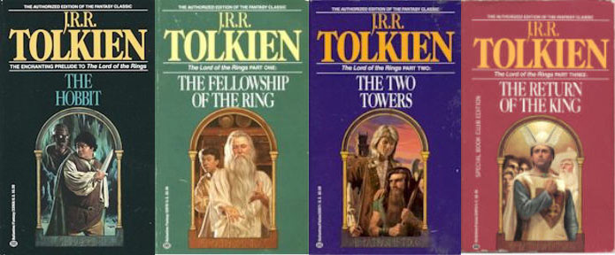 a literary analysis of lord of the rings