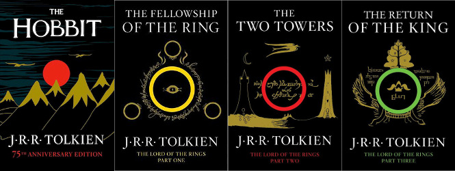 Image result for the lord of the rings 2011 editions
