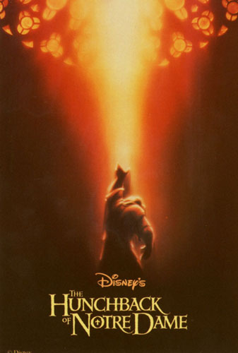 Page To Screen The Hunchback Of Notre Dame 1996 The Literary Omnivore