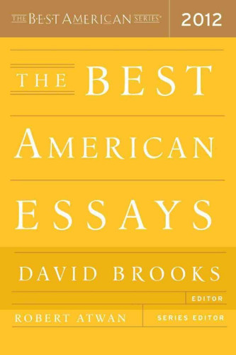 brooksbestamericanessays2012